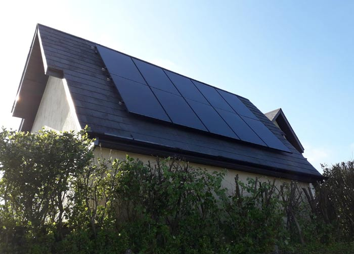 Solar PV Murrintown